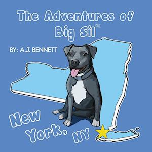The Adventures of Big Sil New York, NY af A. J. Bennett