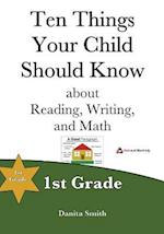 Ten Things Your Child Should Know