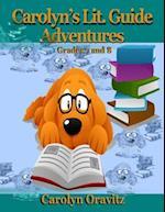 Carolyn's Lit. Guide Adventures