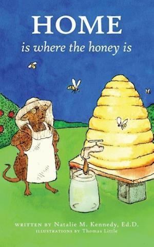 Bog, paperback Home Is Where the Honey Is af Natalie M. Kennedy