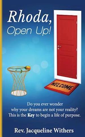 Bog, paperback Rhoda, Open Up! af Rev Jacqeline Withers