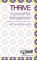 Thrive a Journal for Introspection