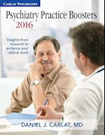 Psychiatry Practice Boosters 2016 (Psychiatry Practice Boosters, nr. 1)