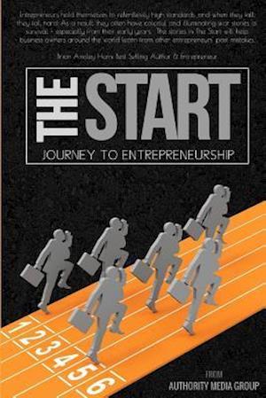 Bog, paperback The Start af Authority Media Group