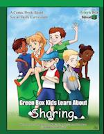 Green Box Kids Learn about Sharing