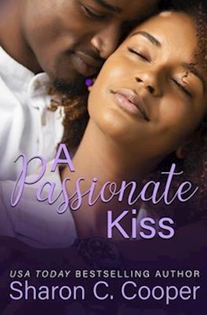 Bog, paperback A Passionate Kiss af Sharon C. Cooper
