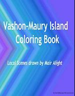 Vashon-Maury Island Coloring Book