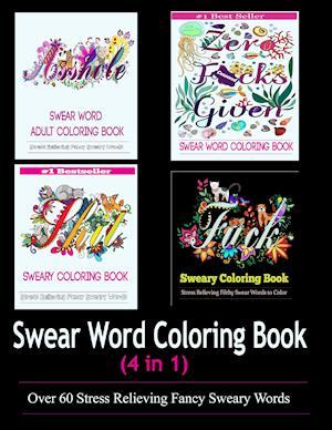 Bog, paperback Adult Coloring Book af Adult Coloring Books