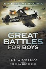 Great Battles for Boys