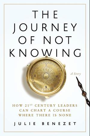Bog, paperback The Journey of Not Knowing af Julie Benezet