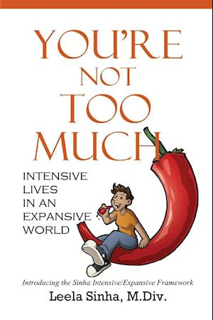 Bog, paperback You're Not Too Much af Leela Sinha