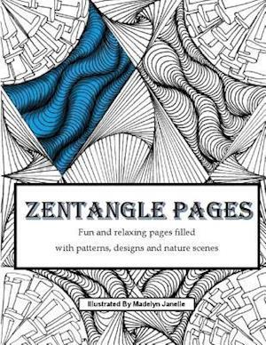 Zentangle Pages af Madelyn Janelle