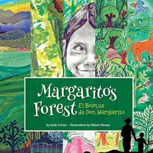 Bog, paperback Margarito's Forest af Andy Carter