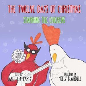 Bog, paperback The Twelve Days of Christmas af Janet Lee Carey