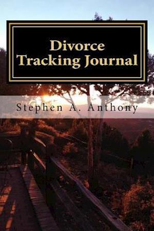 Bog, paperback Divorce Tracking Journal af Stephen a. Anthony