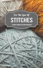 For the Love of Stitches af Danyelle Ferguson