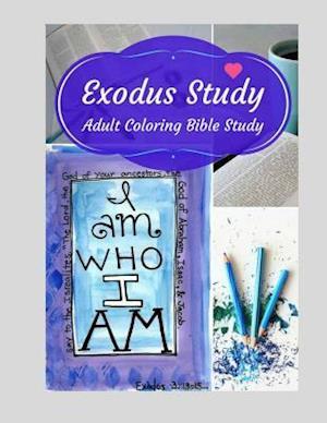 Adult Coloring Bible Study af Leslie Eaton
