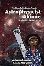 Astrophysicist Akimie