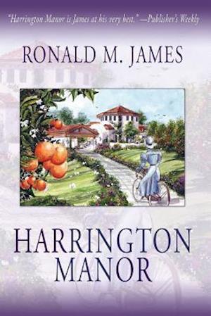 Bog, paperback Harrington Manor af Ronald M. James