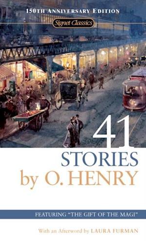 41 Stories af O. Henry