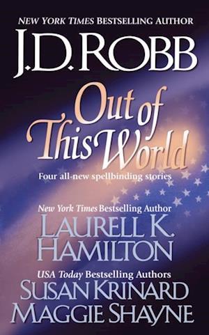 Out of this World af Maggie Shayne, Susan Krinard, Laurell K. Hamilton
