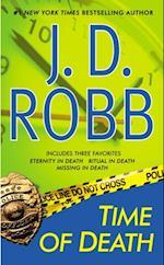 Time of Death af J. D. Robb