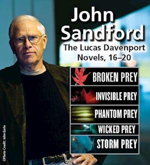 John Sandford: Lucas Davenport Novels 16-20 af John Sandford