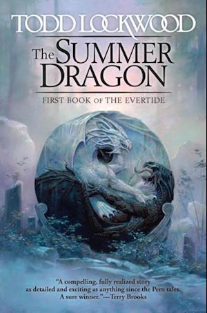 Summer Dragon af Todd Lockwood