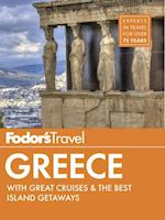 Fodor's Greece af Fodor's Travel Guides
