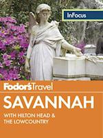 Fodor's In Focus Savannah af Fodor's Travel Guides