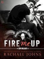 Fire Me Up af Rachael Johns