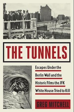 Tunnels af Greg Mitchell
