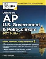 The Princeton Review Cracking the AP U.S. Government & Politics Exam 2017 (Cracking the AP US Government and Politics Exam)
