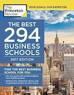 The Princeton Review The Best 294 Business Schools 2017 (Best Business Schools (Princeton Review))