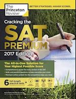 Cracking the Sat Premium Edition With 6 Practice Tests 2017 (Cracking the SAT Premium Edition with Practice Tests)