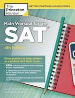 Math Workout for the Sat (Math Workout for the SAT)