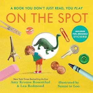 Bog, hardback On the Spot af Lea Redmond, Amy Krouse Rosenthal