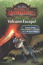 Volcano Escape! (School of Dragons)