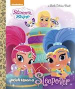Wish upon a Sleepover (Little Golden Books)