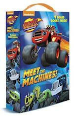 Meet the Machines! (Blaze and the Monster Machines)