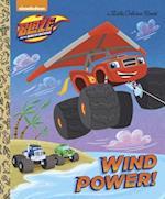 Wind Power! (Little Golden Books)