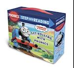 Get Rolling With Phonics (Step into Reading Thomas Friends)