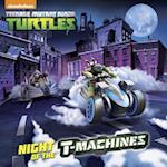 Night of the T-Machines (Teenage mutant ninja turtles)