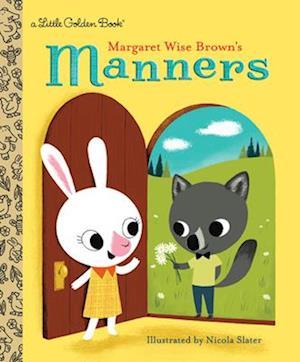 Bog, hardback Margaret Wise Brown's Manners af Margaret Wise Brown