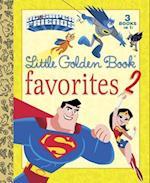 DC Super Friends Little Golden Book Favorites (Little Golden Book Favorites)
