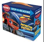 Monster Phonics (Step into Reading Blaze and the Monster Machines)