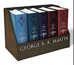 A Game of Thrones af George R. R. Martin