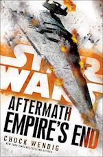 Empire's End af Chuck Wendig
