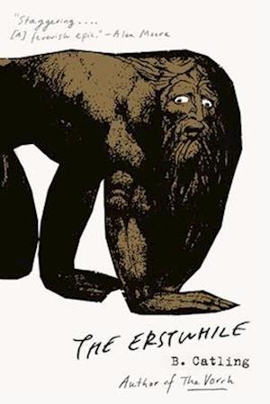 Bog, paperback The Erstwhile af Brian Catling