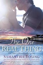 The One Real Thing (Harts Boardwalk)